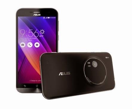 Spesifikasi Asus Zenfone Zoom ZX550