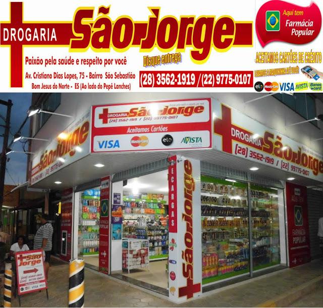 DROGARIA SÃO JORGE