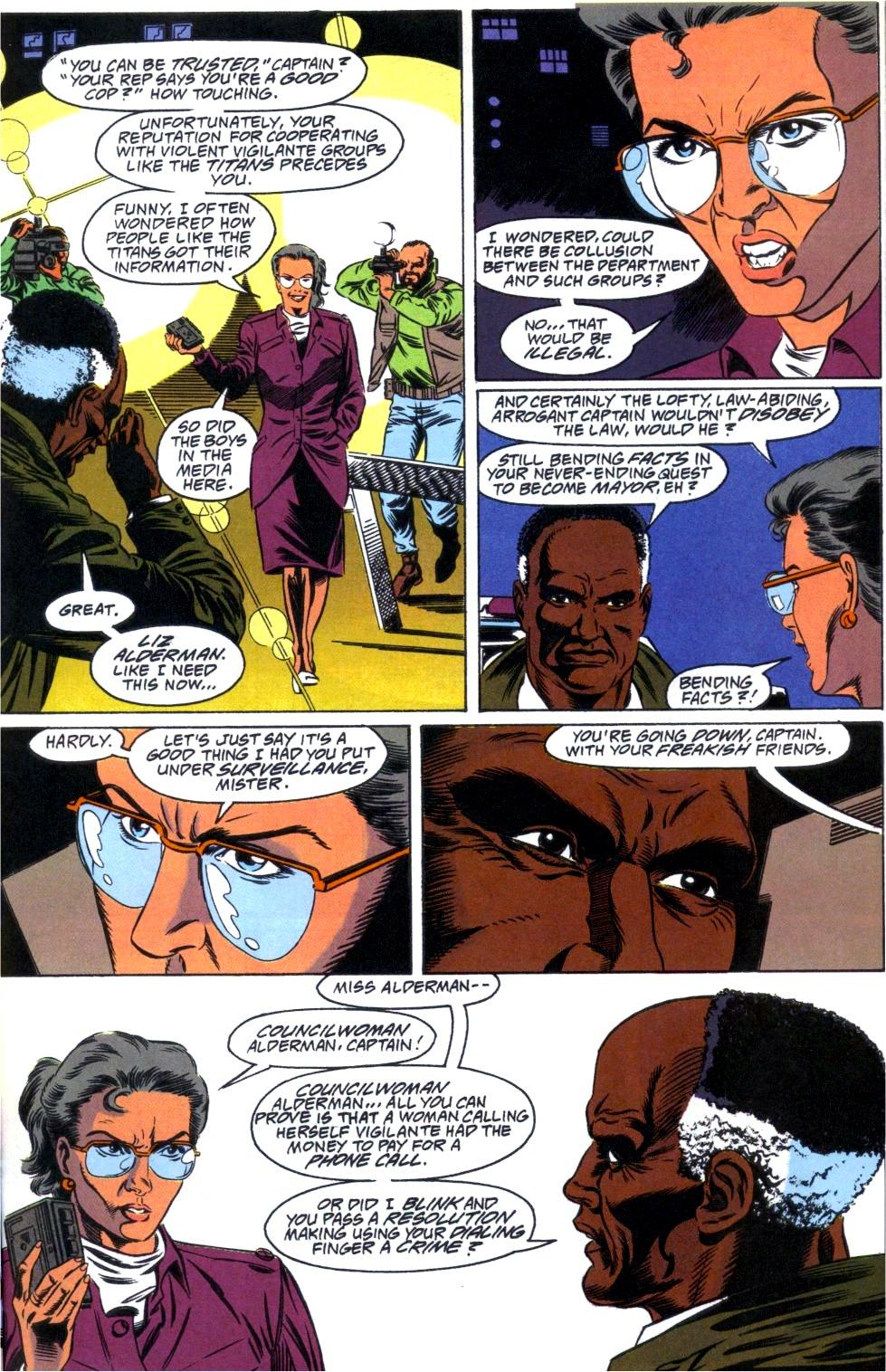 Deathstroke (1991) Annual 1 #1 - English 14