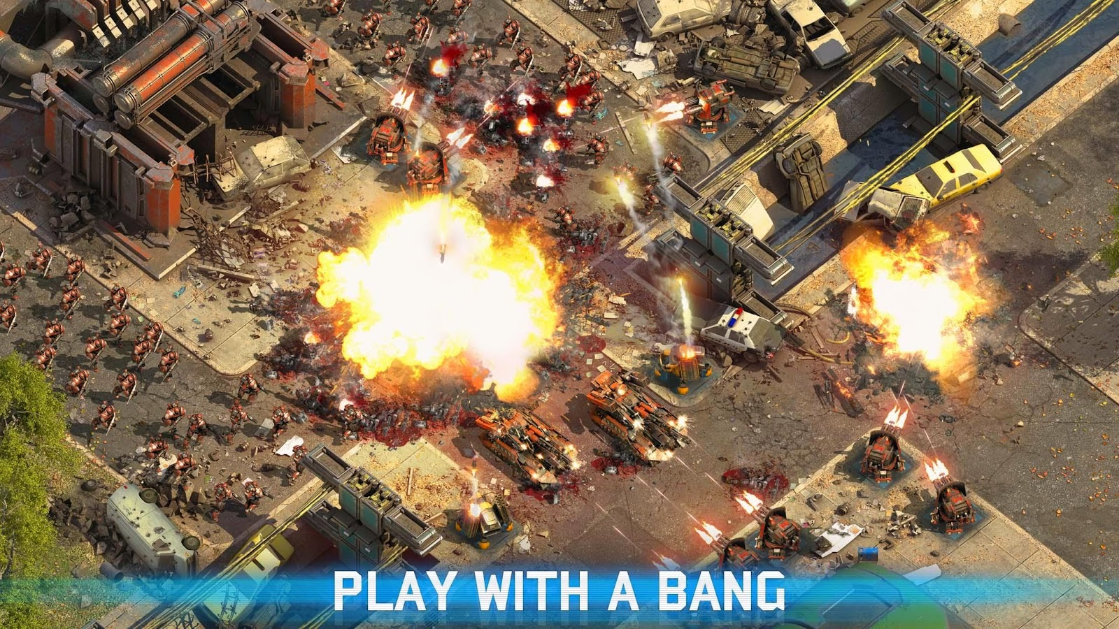 Epic War TD 2 1.00 Build 1007 Full Apk + OBB Data