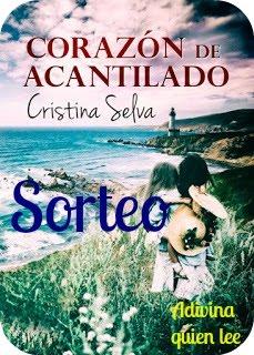 Sorteo de Corazón de acantilado de Cristina Selva