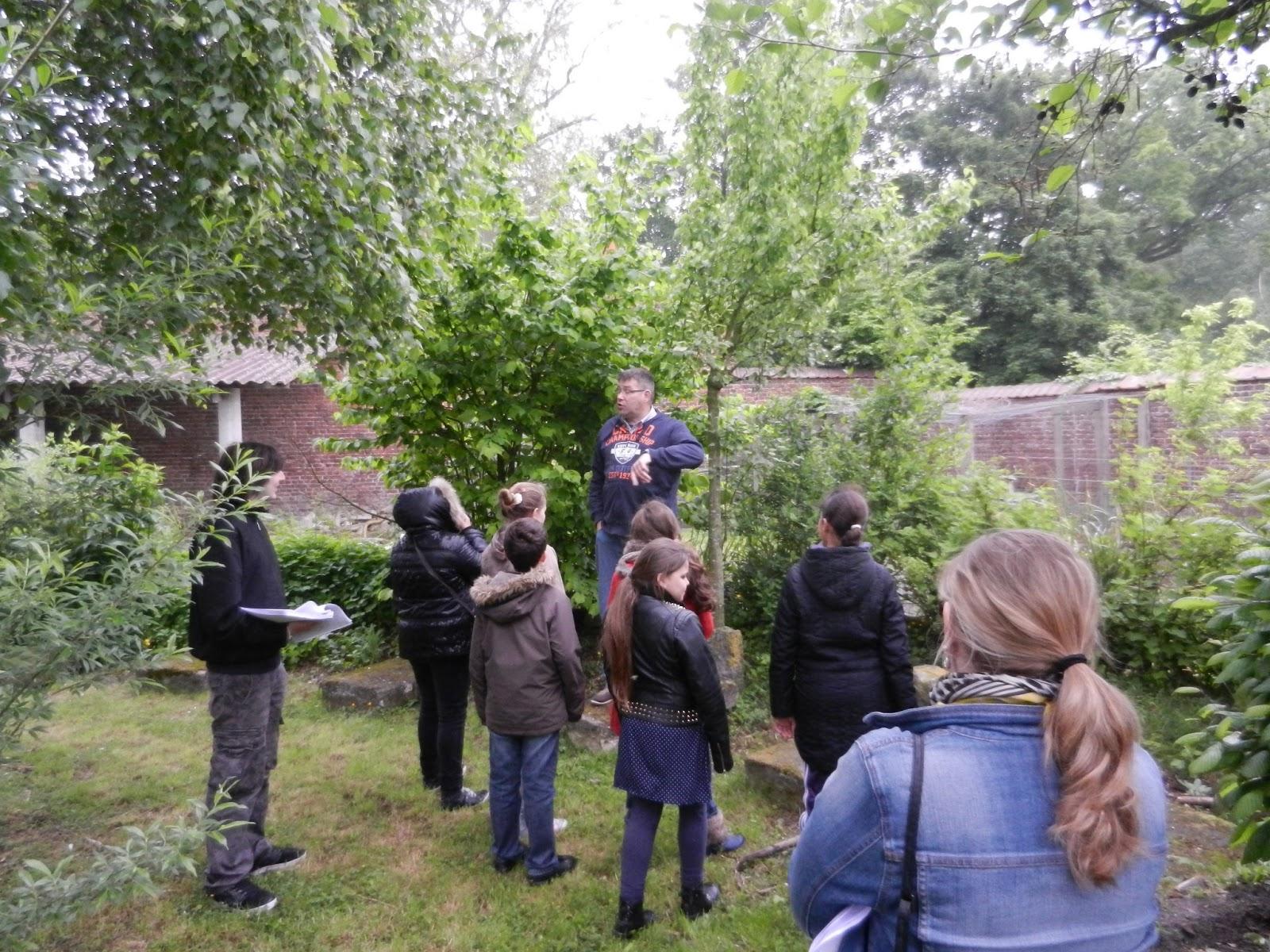 Jardin d 39 esprit m di val du lyc e agricole de douai wagnonville les rendez vous aux jardins for Jardin hildegarde