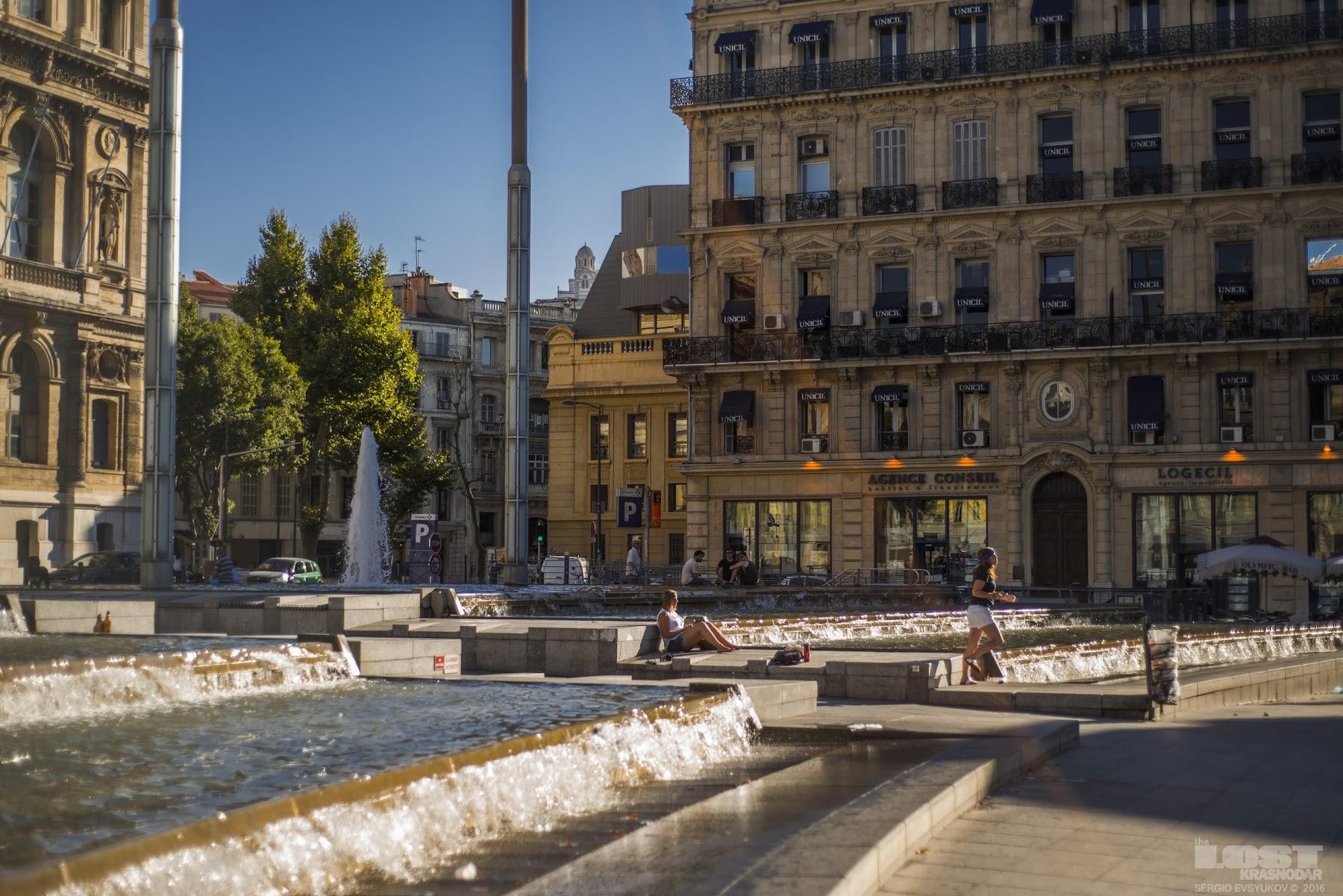Жара во Франции