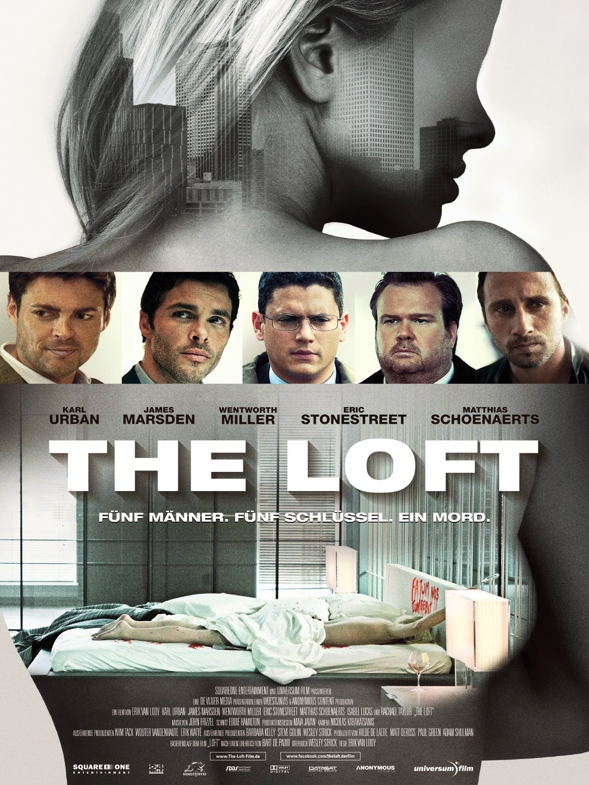 The Loft – Legendado (2014)