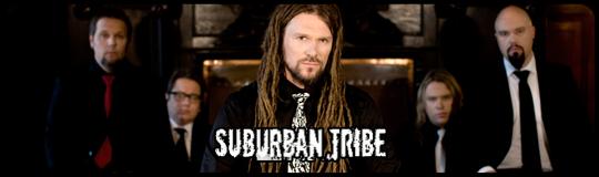 Финские поп рокеры Suburban Tribe