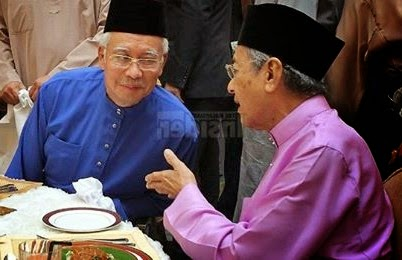 Kritikan Dr Mahathir merujuk kepada Putrajaya sebenarnya