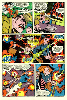 Adventures of Jerry Lewis v1 #101 - Neal Adams dc 1960s comic book page art