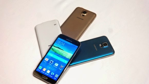 Foto Samsung Galaxy S5 Daftar Harga Hp Terbaru