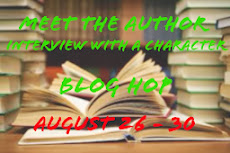 Meet the Author/Interview With a Character Blog Hop