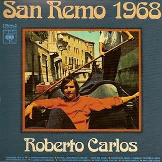 Roberto Carlos - San Remo (1968)