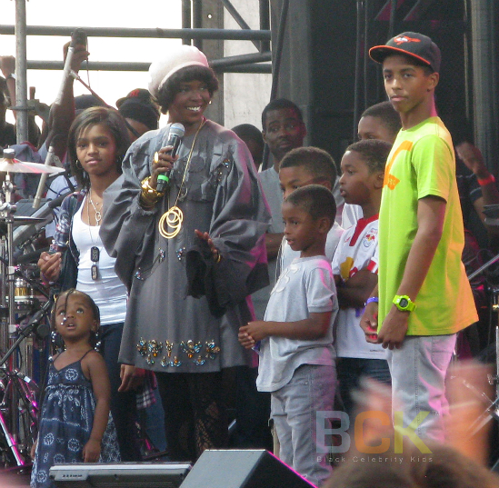 How Many Kids Does Lauryn Hill