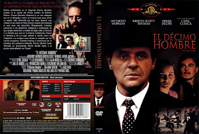 Caratula, cover, dvd:  El décimo hombre | 1988 | The Tenth Man (TV)