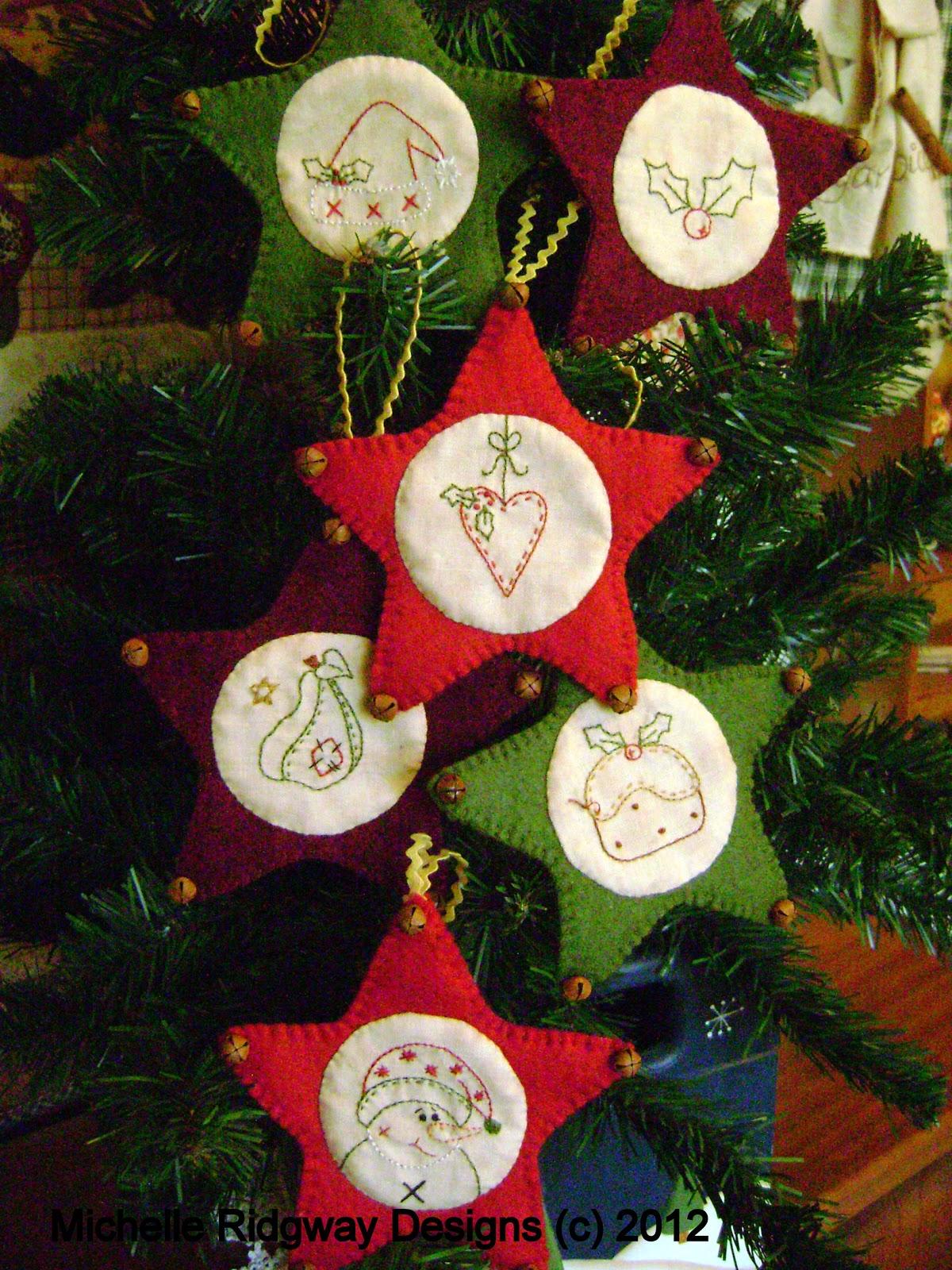 Michelle Ridgway Christmas Designs