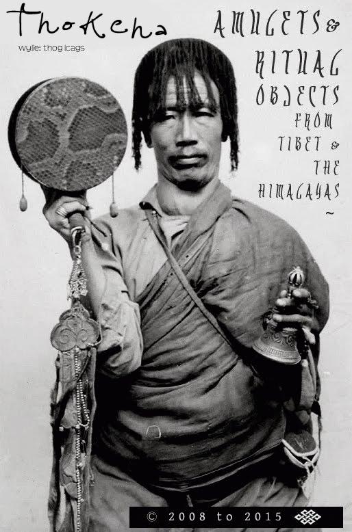Thokcha, Tibetan Amulets, Tibetan & Himalayan Ritual Art
