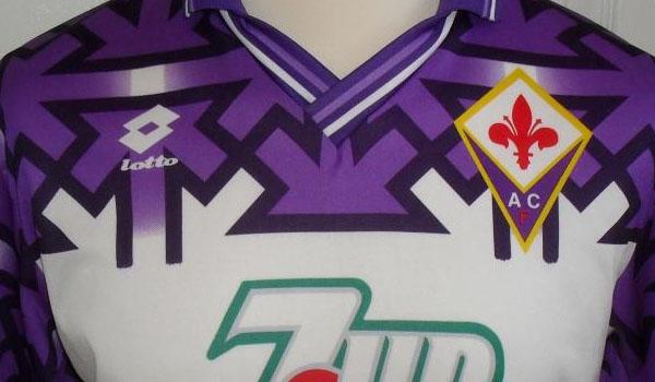 equipacion Fiorentina deportivas