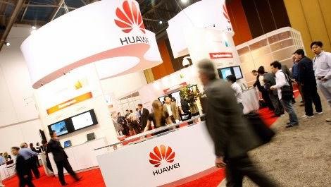 Η Κινεζική εταιρεία τεχνολογίας Huawei επενδύει τεράστια ποσά στην έρευνα και ανάπτυξη, σε σύγκριση με τις μεγάλες Αμερικανικές εταιρίες τεχνολογίας.