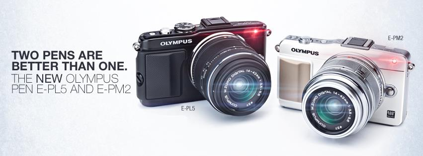 how to connect olympus camera to computer