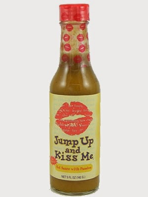 Jump Up & Kiss Me Hot Sauce