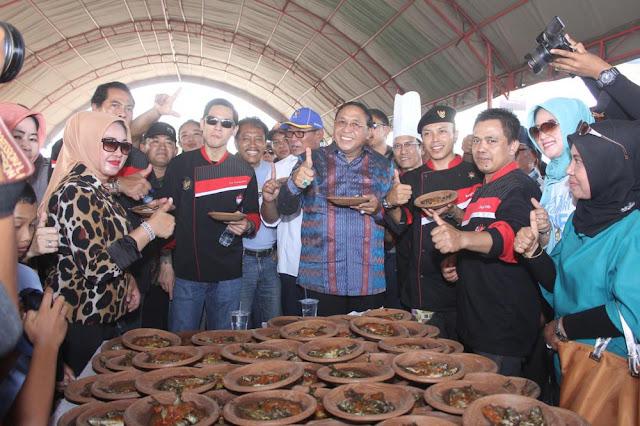 Walikota: Gammi Bawis Sudah Jadi Ikon Kuliner Kota Bontang