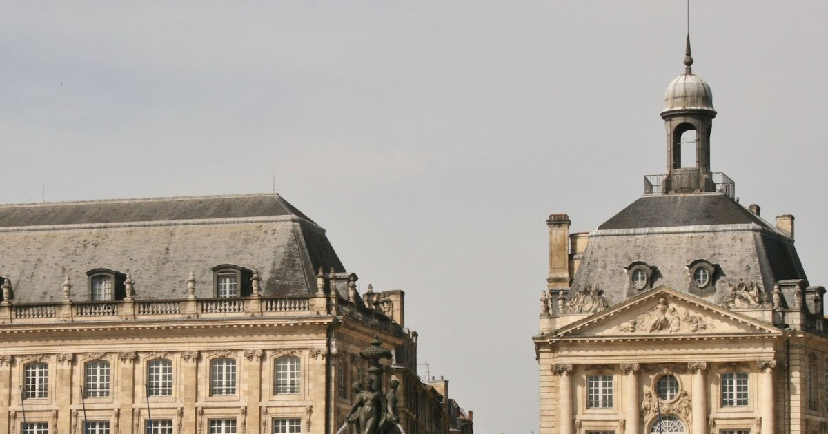 Landmarks Of Bordeaux Tour