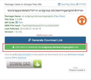 Cara Mudah Download File APK Tanpa Sofware Lewat PC