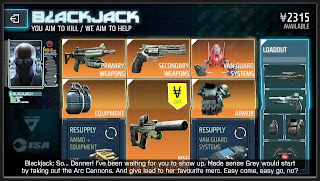 Killzone: Mercenary Weapons