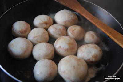 recette tapas facile espagnole cuisine idee champignon legumes vegetarienne paris