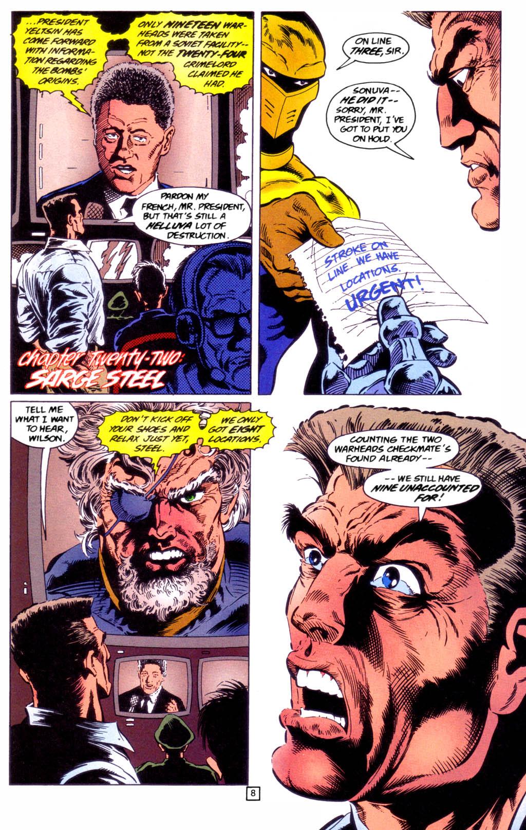 Deathstroke (1991) Issue #49 #54 - English 9