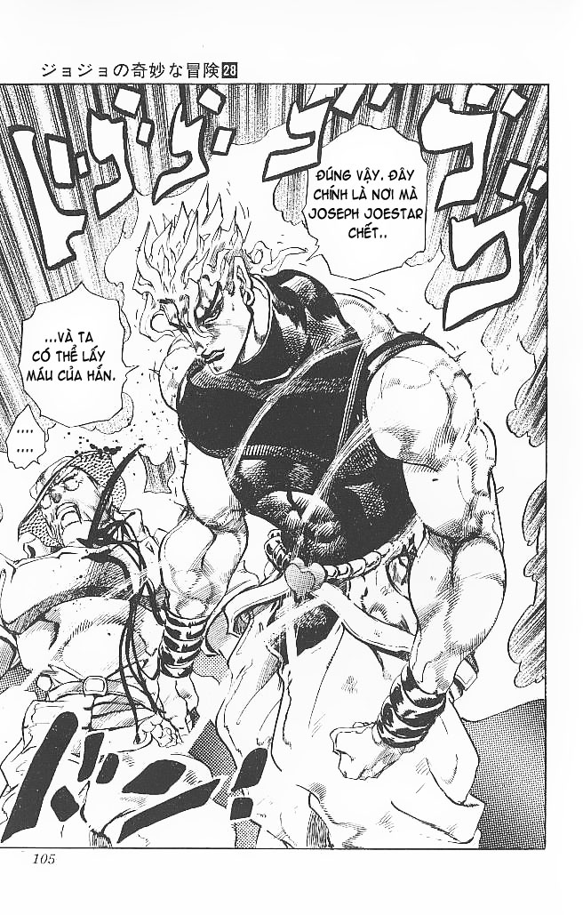 JoJo Bizarre Adventure trang 20