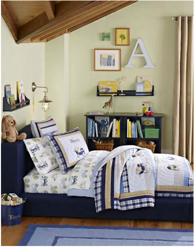 fun young boys bedroom ideas