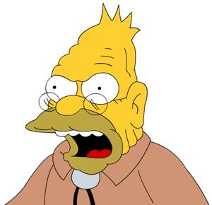 Abe Simpson