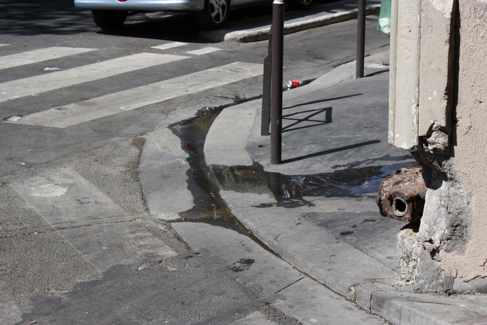 Pour la salubrite sur le boulevard de la villette for Traitement contre la vrillette