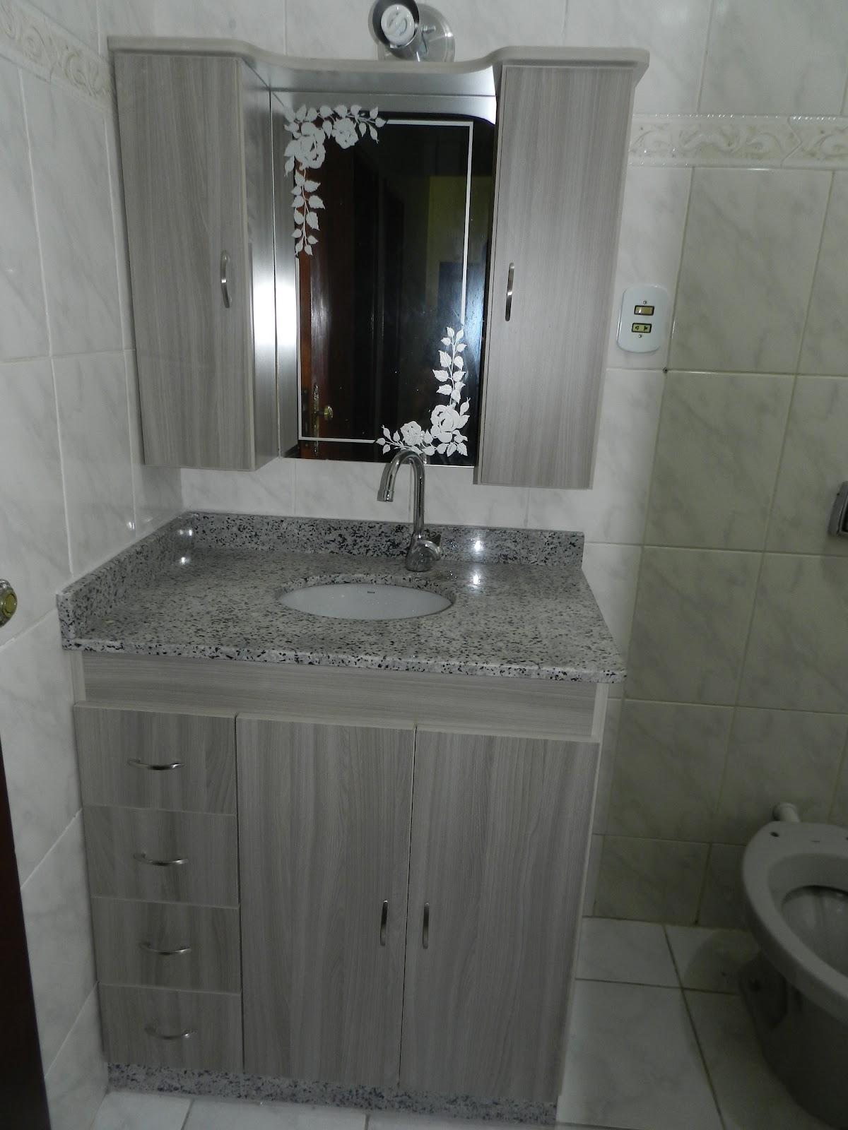 EPOMÓVEIS: ARMÁRIO DE BANHEIRO #5A6771 1200x1600 Banheiro Armario