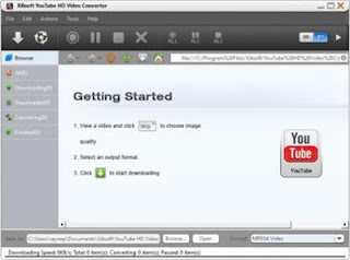 Xilisoft YouTube HD Video Converter 3.5.2.20130701 Multilingual