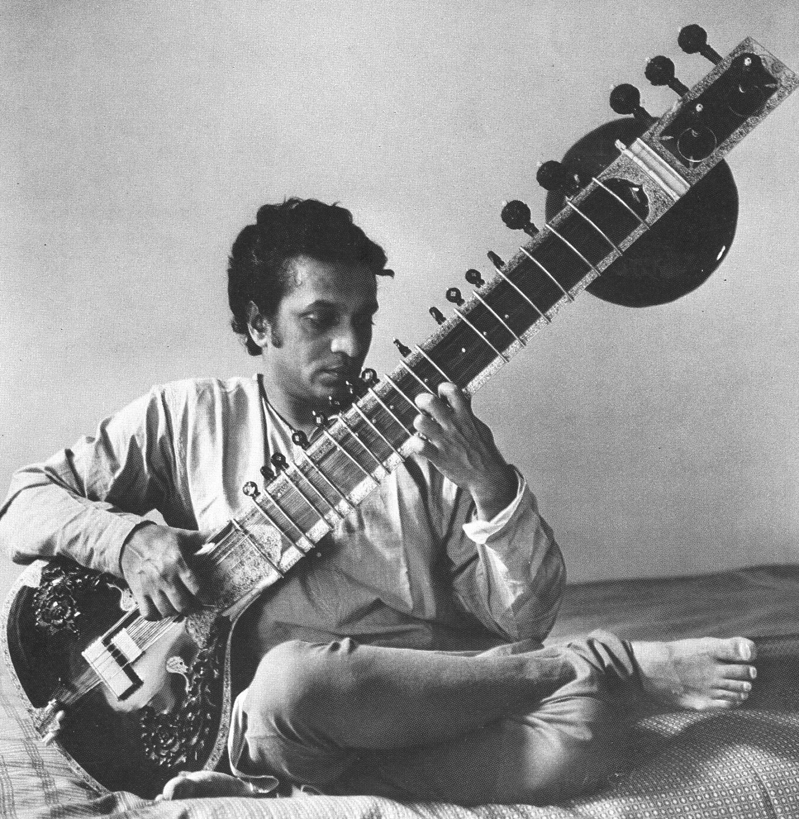 Ravi Shankar Music Of India