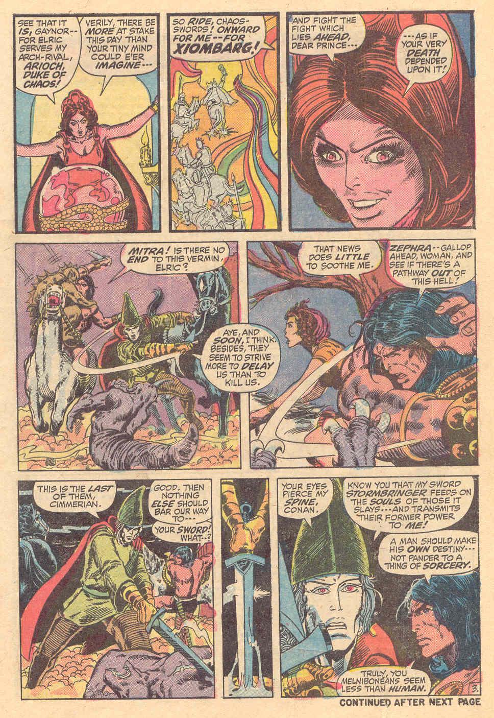 Conan the Barbarian (1970) Issue #15 #27 - English 4