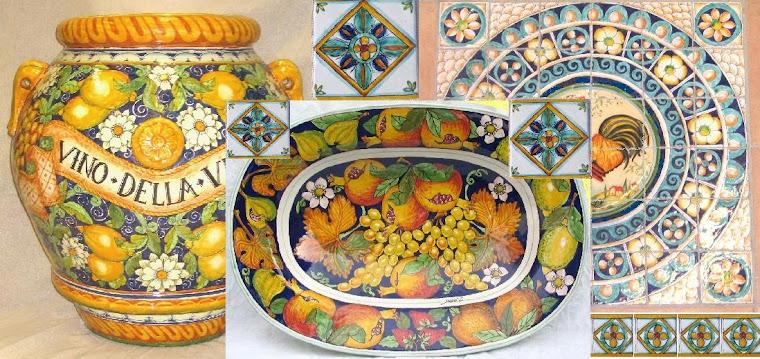 decorativi per cucine numeri civicitarghe araldica orci tavoli in ceramica da giardino targhe nascitetarghe animalitarghe mestieribomboniere