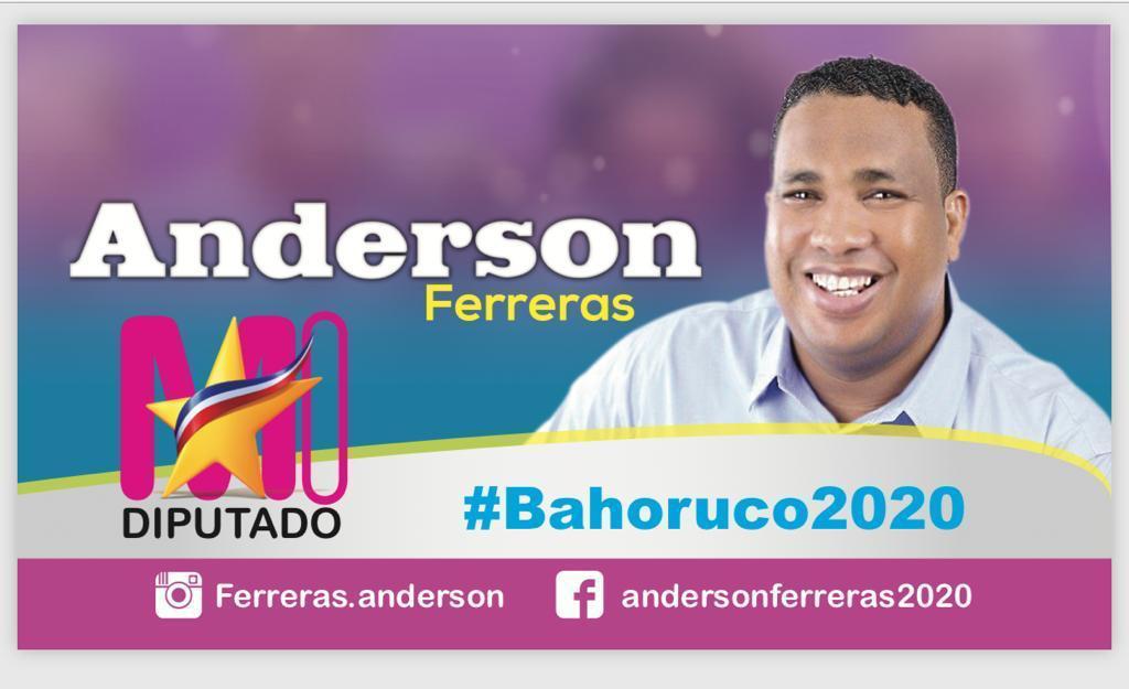 ANDERSON FERRERAS DIPUTADO