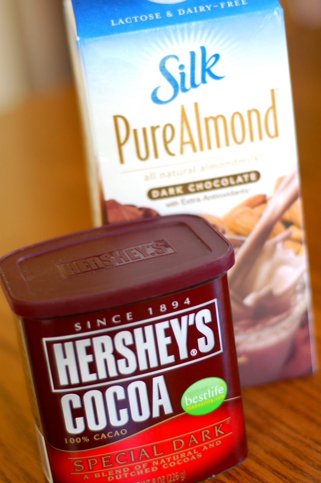 Double Dark Chocolate Frozen Mocha (Dairy-Free) - A Kitchen Addiction