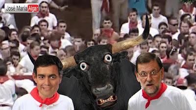 Sanfermines 2015. Los dos peores toros. 11