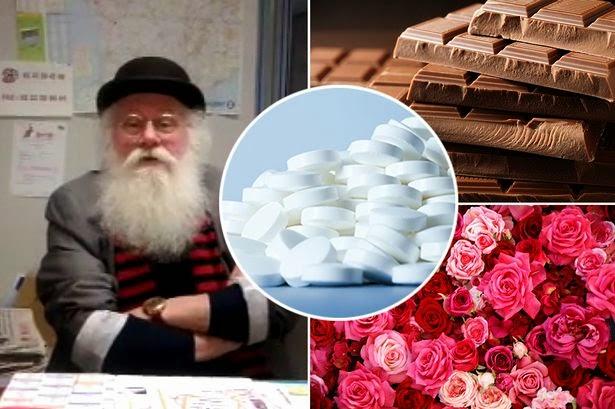 Εφευρέτης επινόησε χάπι που κάνει τις πορδές μας να μυρίζουν σοκολάτα