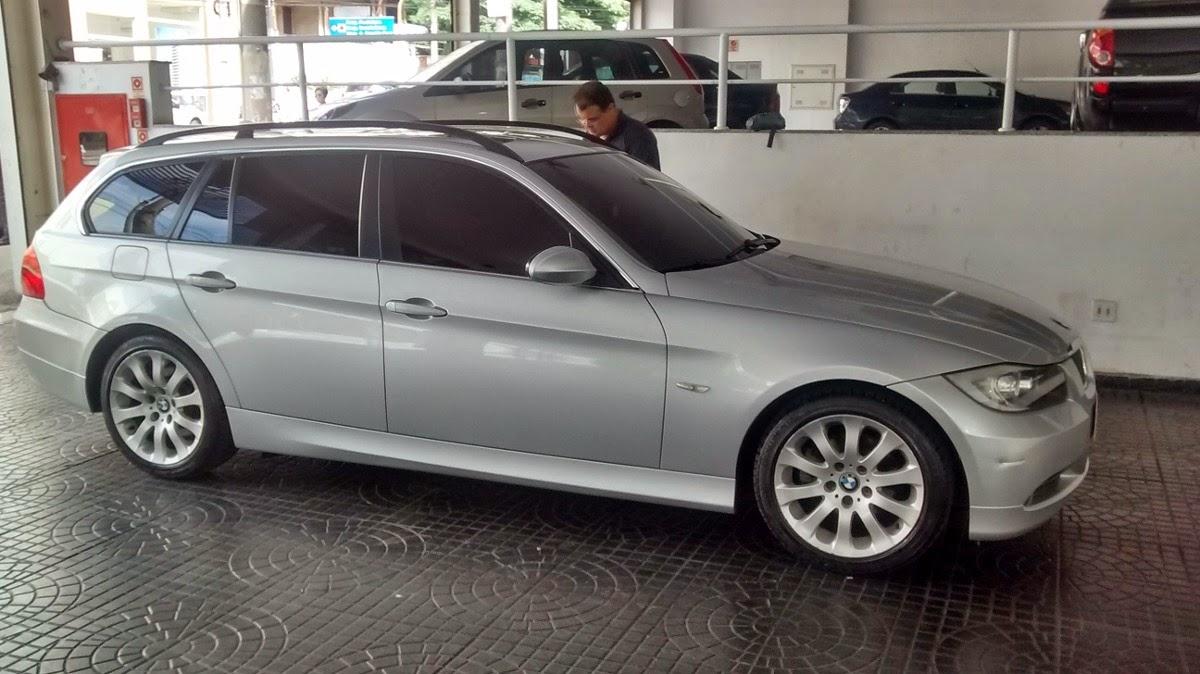 BMW usada no Brasil