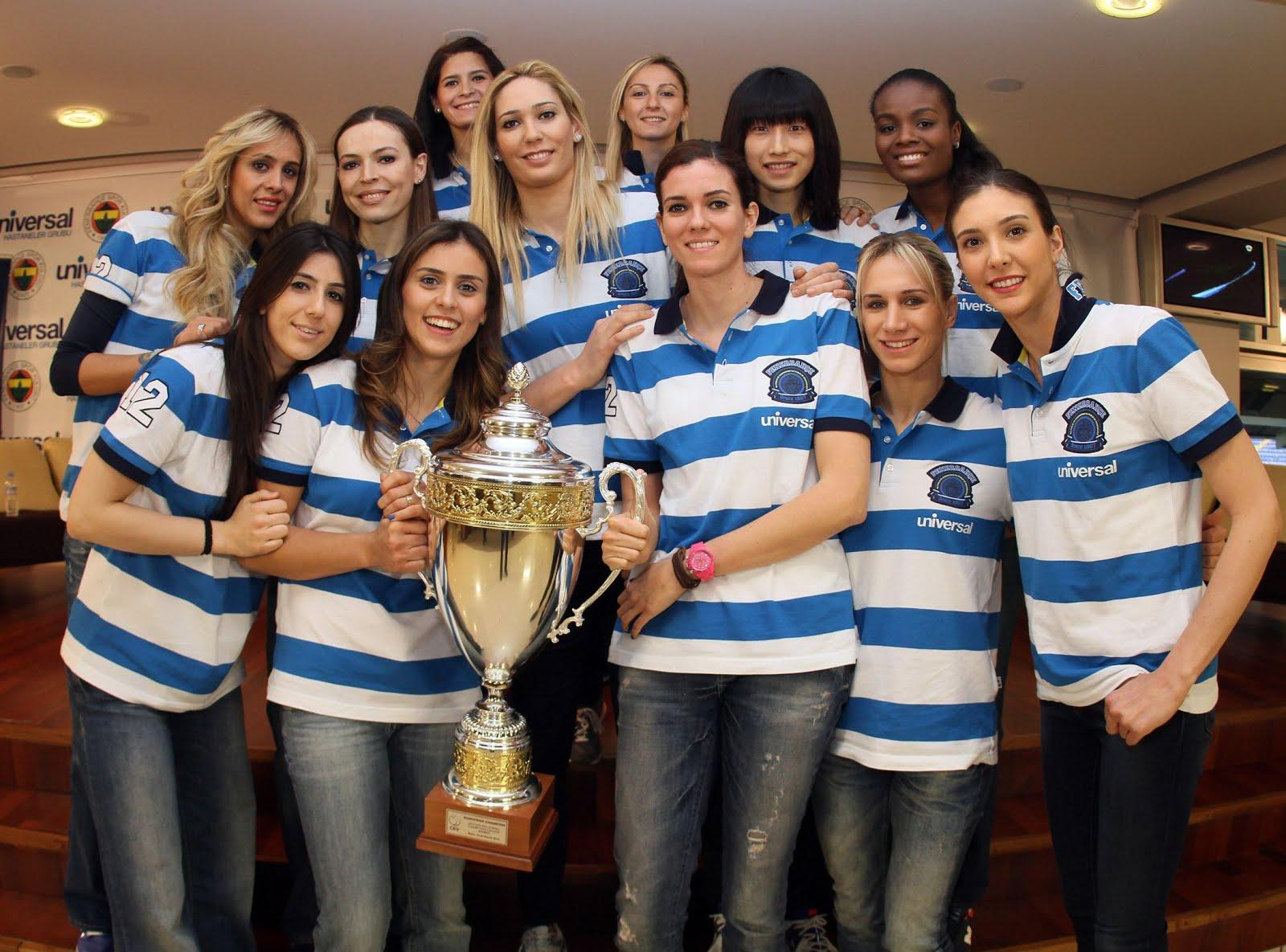 2012 Kadınlar Voleybol Avrupa Şampiyonu