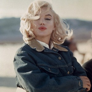 This one I know you'll adore, Miss Marilyn Monroe.