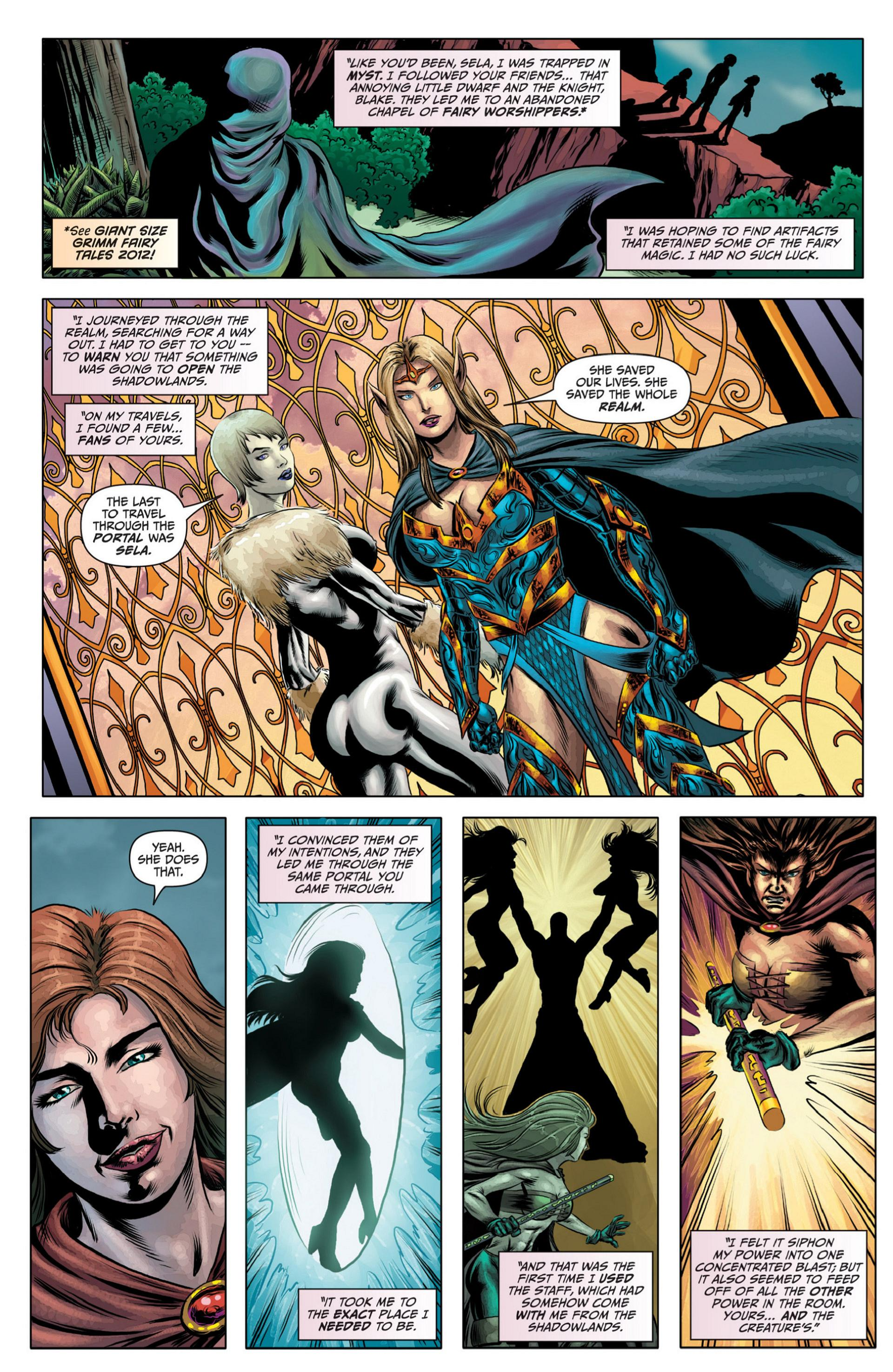 Grimm Fairy Tales (2005) Issue #85 #88 - English 8