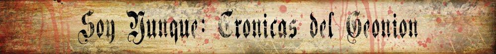 Soy Yunque: Crónicas del Geonion