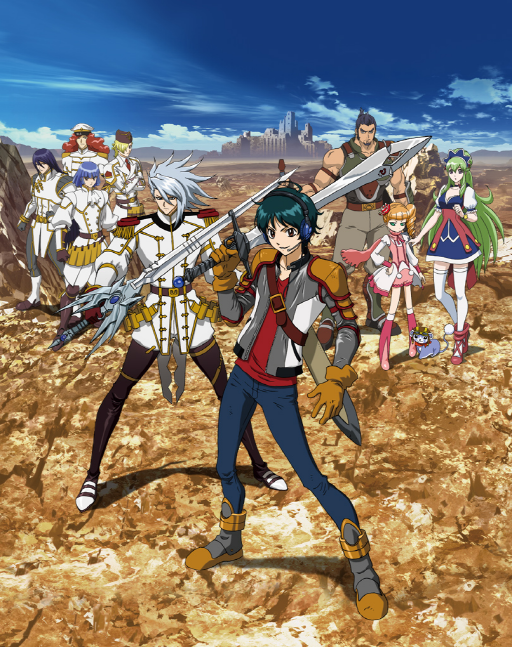 Ixion Saga: Dimension Transfer  - {film.NAME_REAL}