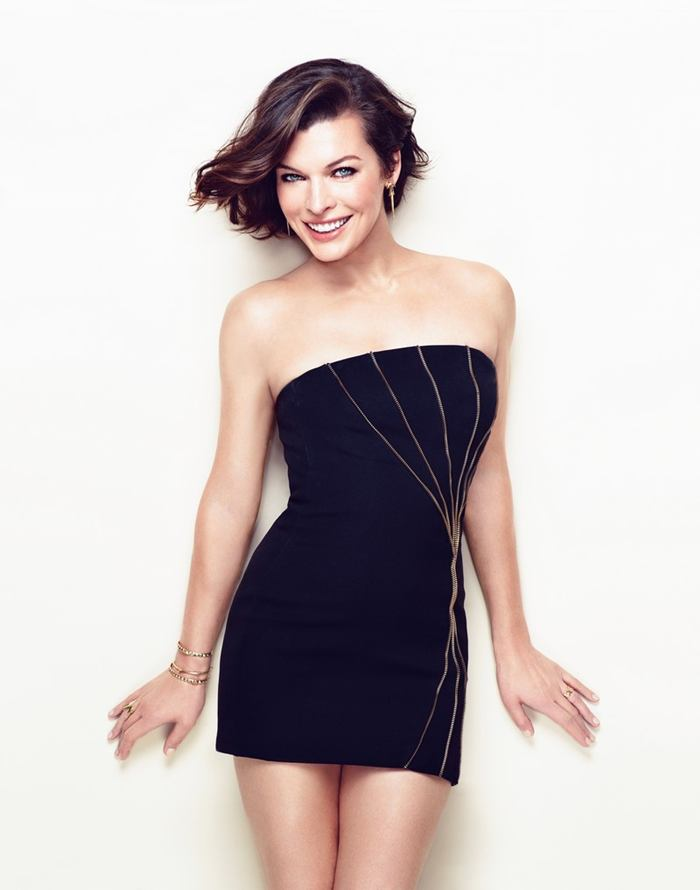 Milla Jovovich – Alexei Hay Photoshoot for Cosmopolitan
