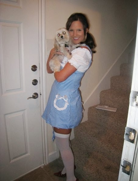 Toto, Halloween Costume, Kansas