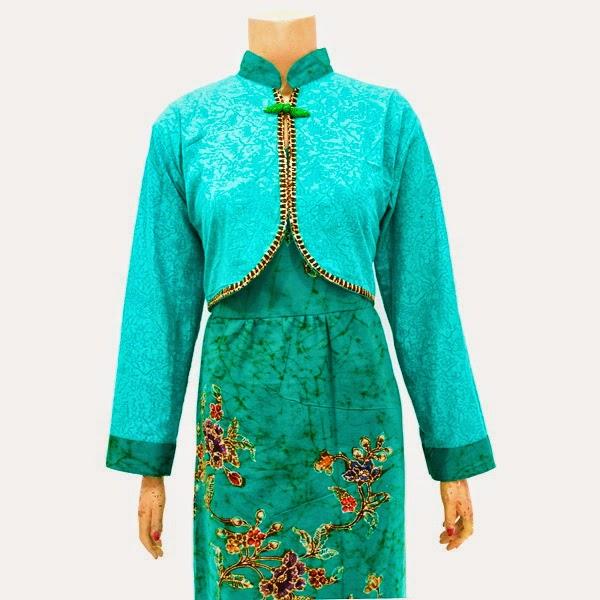 Busana Batik Muslim